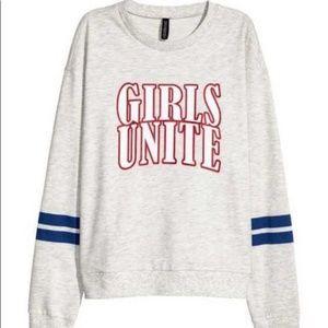 Girls Unite Sweater